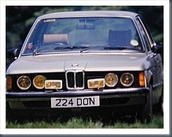 BMW (224 DON) - My first decent car