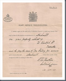 Old France & Co documents